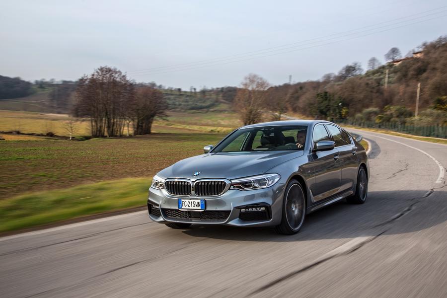 BMW Serie 5 (2)