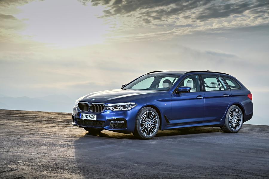 BMW Serie 5 Touring (2)