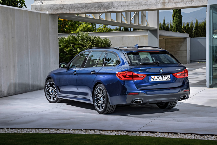 BMW Serie 5 Touring (3)