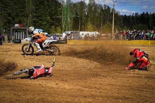 Gallery MX 2017. Le foto più spettacolari del GP della Lettonia