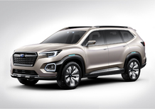 Scende la redditività globale Subaru