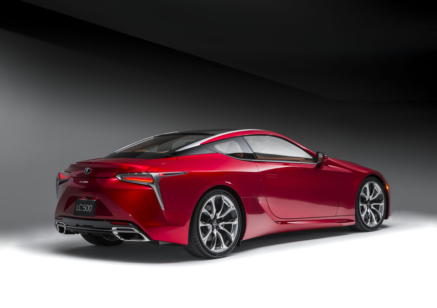 Lexus LC (4)