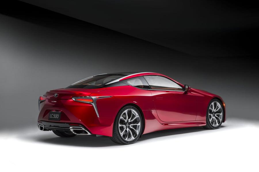 Lexus LC (2017->>) (4)