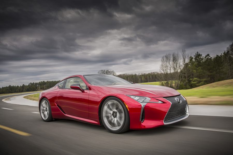 Lexus LC (5)