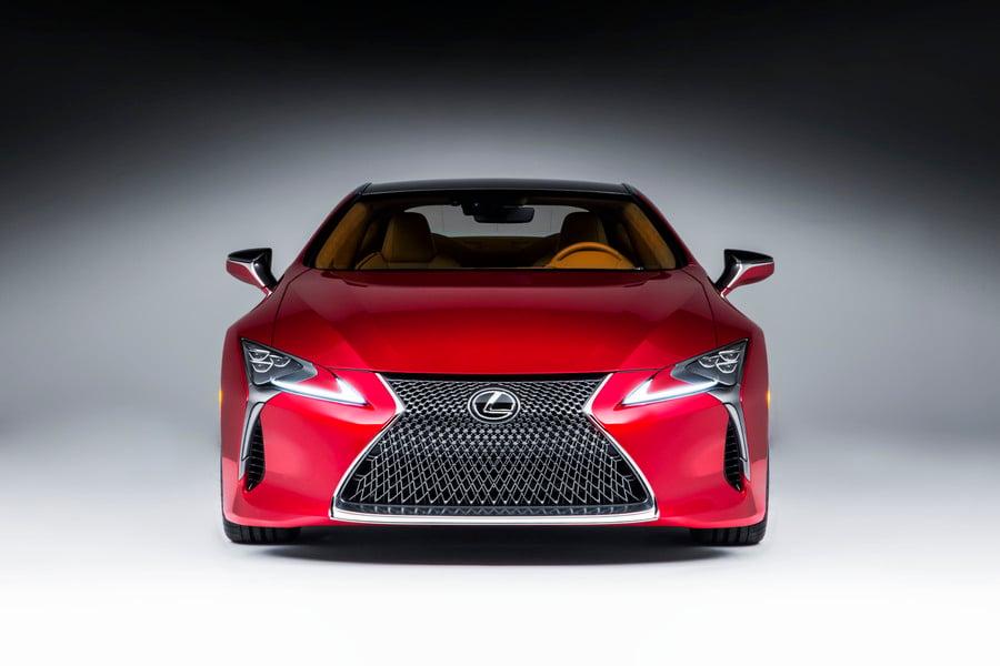 Lexus LC (2)