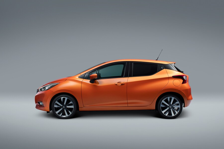 Nissan Micra (2)