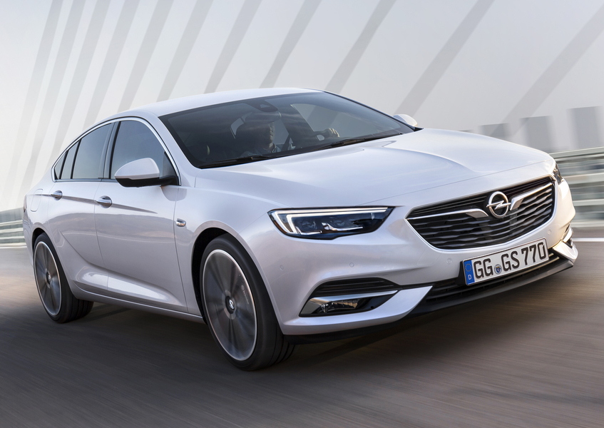 Opel Insignia 1.6 CDTI 136 CV S&S Grand Sport Innovation