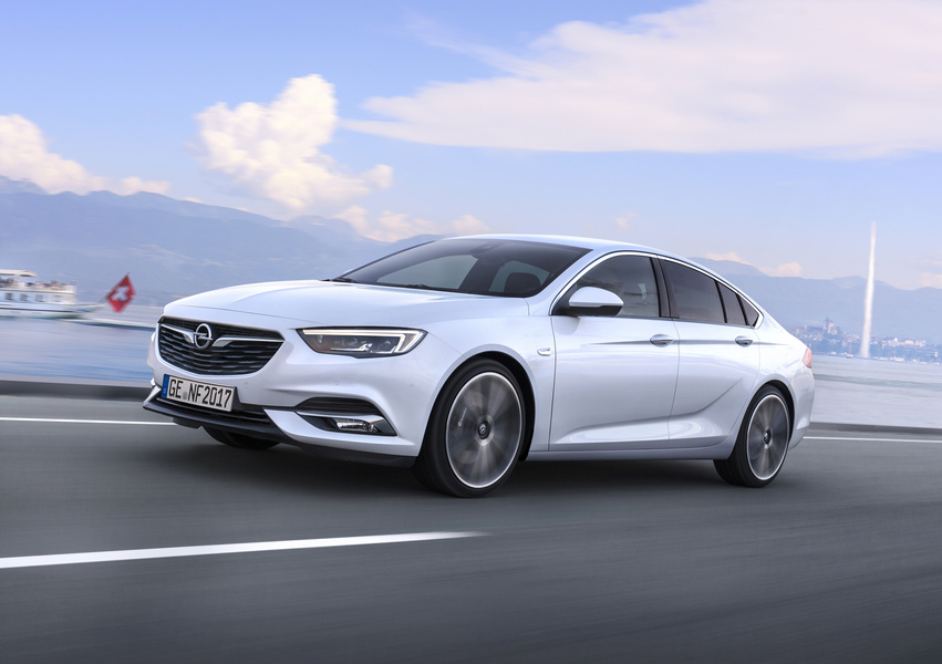Opel Insignia 1.6 CDTI 136 CV S&S Grand Sport Innovation (3)