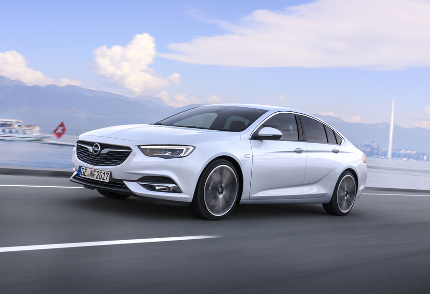 Opel Insignia 2.0 CDTI S&S Grand Sport Business (3)