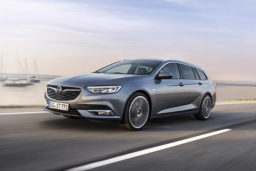 Opel Insignia Station Wagon (3)