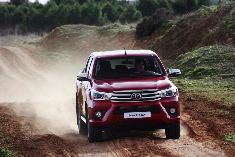 Toyota Hilux Telaio (4)