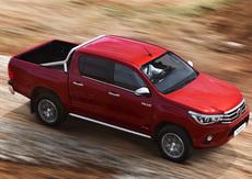 Toyota Hilux Telaio