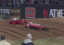 MXGP Latvia: la caduta di Tim Gajser