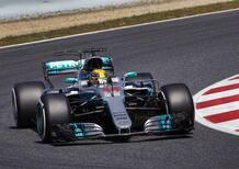 F1, GP Spagna 2017: vince Hamilton. Secondo Vettel