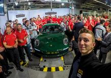 Viaggio a Stoccarda per la milionesima 911 prodotta [VIDEO]