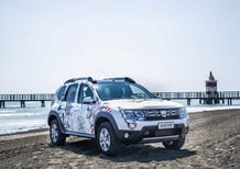 Dacia Duster Strongman, limited edition per la StrongmanRun