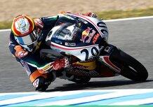 Omar Bonoli: talento italiano con KTM al CIV e alla Red Bull MotoGP Rookies Cup