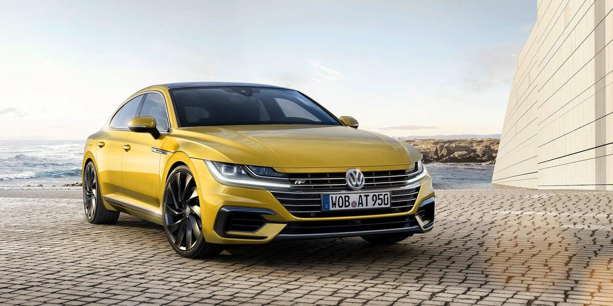 Volkswagen Arteon (2017->>) (5)