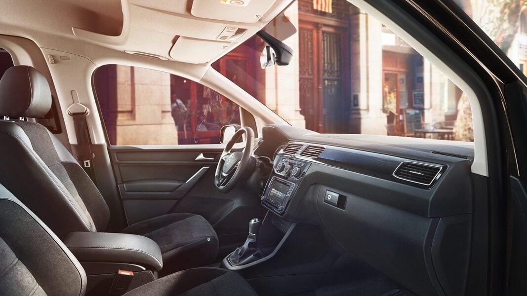 Volkswagen Veicoli Commerciali Caddy (4)