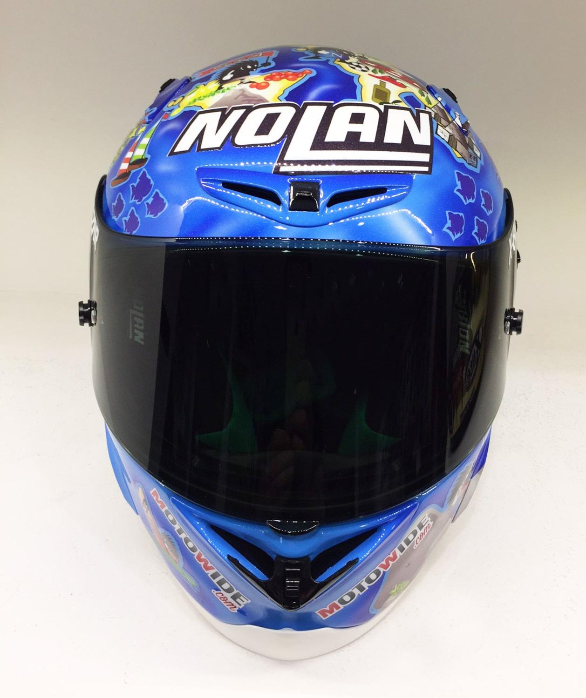 Nolan X-802RR Melandri Imola