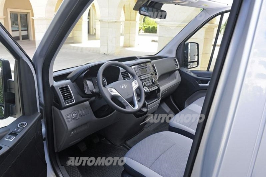 Hyundai H350 Telaio (4)