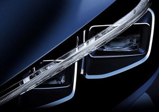 Nissan Leaf, in arrivo la seconda generazione