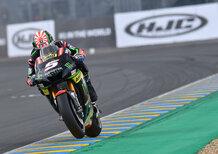 MotoGP 2017. I commenti dei piloti dopo le qualifiche a Le Mans