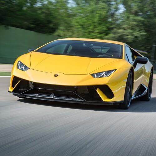 Lamborghini huracan performante la pi veloce lei for Concessionari lamborghini
