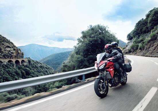 Yamaha: XSR, MT-07 e Tracer 700: finanziamento e rate a settembre