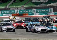 TCR International Series, la nuova serie Turismo debutta nel Mondiale F.1