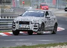 Jaguar F-Pace, il futuro SUV avvistato sul Ring