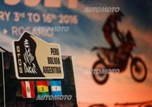 Dakar 2016. Et Voilà: Perù-Bolivia-Argentina!