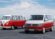 Nuovo Volkswagen T6: Transporter, Caravelle e Multivan