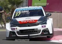 WTCC 2015, Marocco: vincono López e Muller