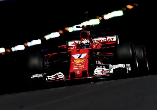 F1, GP Montecarlo 2017: Raikkonen, la rinascita passa dalla famiglia