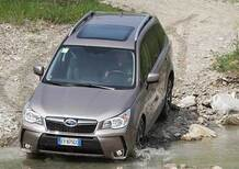 Subaru Forester Diesel Lineartronic