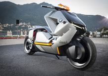 Concept Link: l'evoluzione scooter secondo BMW Motorrad