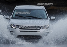 Land Rover Discovery Sport, arriva il nuovo diesel Ingenium 2.0