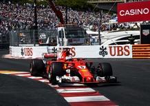 F1, GP Montecarlo 2017: vince Vettel. Secondo Raikkonen