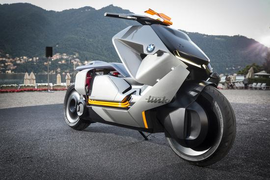 il concept futurista e connesso di BMW