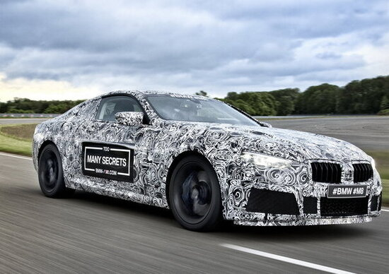 BMW M8, in arrivo il top di gamma sportivo bavarese