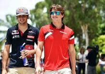 Roberto Merhi e i GP... visti da dietro