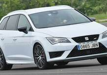 Seat Leon Cupra ST [VIDEO]