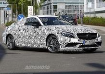Mercedes-AMG C 63 Coupé: la nuova belva sta arrivando