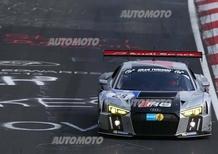 24 Ore del Nürburgring 2015: vince Audi