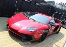Lamborghini Aventador SV: un missile, sotto i 7 minuti al Nürburgring!