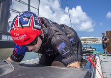 Dainese in Coppa America con Emirates New Zealand