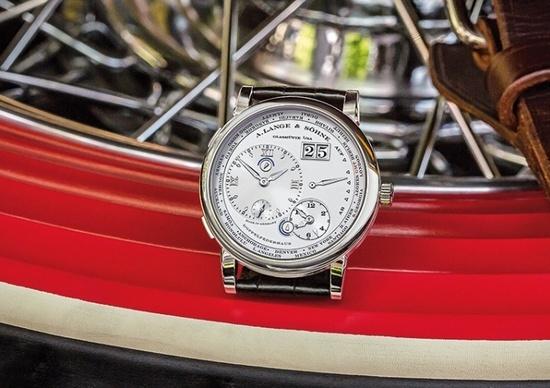 """A. Lange & Söhne """"Como Edition"""", un orologio per celebrare il vincitore di Villa D'Este"""