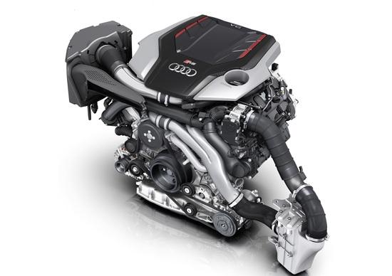 Audi 2.9 TFSI, più piccolo ma più potente. Perché?