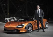 McLaren, è Rob Melville il nuovo design director
